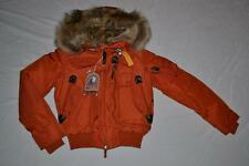 AUTHENTIC PARAJUMPERS GOBI WOMEN JACKET RUST SIZE L LARGE BRAND NEW