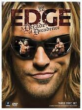 WWE: Edge - A Decade of Decadence 3 Disc DVD Set