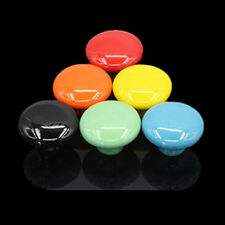 Pull Drawer Handles Ceramic Colorful Cupboard Color Knobs Door Cabinet