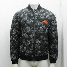 NEW Adidas x Opening Ceremony Black Printed Down Bomber Jacket GENUINE RRP: £420