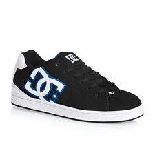 Mens DC Shoes - Net Nubuck Leather Skate Shoes, Size 8. NWT, RRP $99.95.