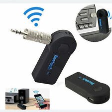 Car Wireless Bluetooth Aux Audio Stereo Receiver Adapter 3.5mm AUX Speaker KG