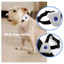 Ultrasonic Dog Anti Bark Stop Barking Control Collar Training Device Hot KG