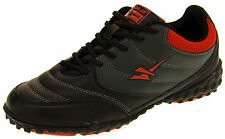 Boys Black Gola Lace Up Trainers Casual Sports Lace Up Running Shoes Sz Size 6