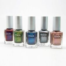 Color Club Nail Polish Lacquer Oil Slick Collection 0.5floz