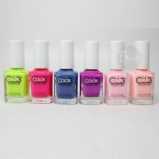 Color Club Nail Polish Poptastic Pastel Neon Summer 2015 Pick N27-N32