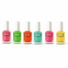 Color Club Nail Polish Poptastic Neon Colors Full Collection Set (Pick Color)