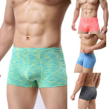New Mens Cotton Soft Boxer Shorts Briefs Underwear Boxers Size M L XL XXL