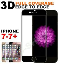 3D Full Screen Cover Tempered Glass Screen Protector Guard For iPhone 7   7 Plus