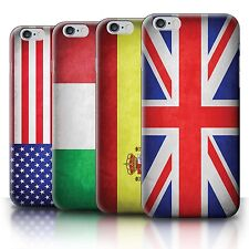 STUFF4 Back Case/Cover/Skin for Apple iPhone 6S+/Plus/Flags