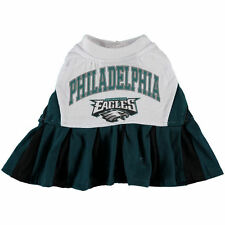 Philadelphia Eagles Dog Cheer Leading Outfit Officially Licensed NFL Products