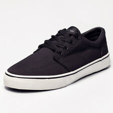 New Jacks Mens Fleet Shoes in Black | Mens Mens Footwear Mens Shoes