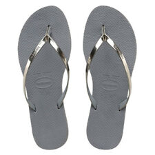 Havaianas Slim You Metallic Thongs