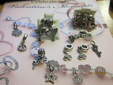 """Authentic Pandora Sterling Silver  """"Pick Your Choice"""" dangle Charms - $24.99 EA"""