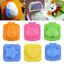 Hot Baby Sandwich Cutter Decorating Mould Boiled Egg Sushi Rice Mold Bento Maker
