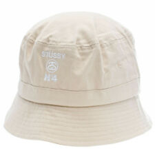 Stussy Scoop Bucket Hat in Beige