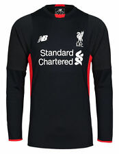 Liverpool Kids (Boys Youth) Home Goalkeeper Jersey 2015 - 2016