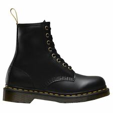 Dr.Martens Vegan 1460 Felix Rub Off Black Unisex Mens Womens Boots
