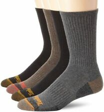 New Timberland Outdoor Leisure Black Brown Gray Tan Crew or No Show Socks L $24