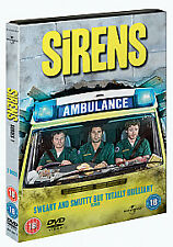 Sirens COMPLETE SERIES 1 RARE 2 DISC DVD