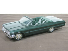 1963 Chevy Impala Conv. Promo, graded 8-9 out of 10.  #17783