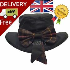 Waterproof Rain Hat 'Story of The Thelma Judging Hat' Free Delivery, Made in UK
