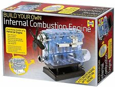 NEW Build your own Internal Combustion Engine Kit Haynes Ignition Sound & Lights