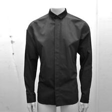 NEW Mens Dior Homme Black Striped Cotton Casual Shirt GENUINE RRP: £410