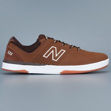 SP New Balance Numeric 533 Shoes Cocoa Brown skate