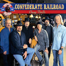 Cheap Thrills [Digipak] by Confederate Railroad (CD, Apr-2007, Shanachie...