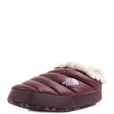 Womens The North Face Tent Mule II Faux Fur Thermal Slippers Shu Size