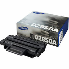 GENUINE SAMSUNG ML-2850A (2850A) BLACK MONO LASER PRINTER TONER CARTRIDGE
