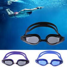 Waterproof UV Protection Optical Swimming Goggles Eyewear Glasses Anti-fog New