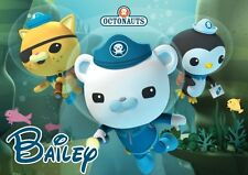Octonauts Personalised Placemat (A4 Size Photo Laminate) great gift