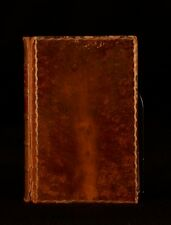 1899 William Makepeace Thackeray The Virginians Illustrated In Tree Calf Binding