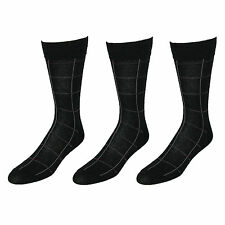 New Beverly Hills Polo Club Men's Fashion Dress Socks (6 Pair Pack)