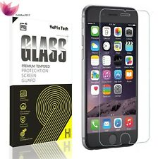"New Retail Box 9H+ Tempered Glass Screen Protector for iPhone 7 Plus 5.5"" Lot 4s"