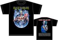"IRON MAIDEN ""7th Son,Maiden England Tour 2013"" Official Licensed New HQ T-shirt"