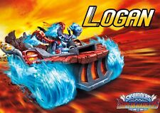 Skylanders Personalised Placemat (A4 Size Photo Laminate) great gift