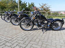 THA Heist-Bobber Chopper 125ccm -Old Style Bike´s- Cleveland CycleWerks Hardtail