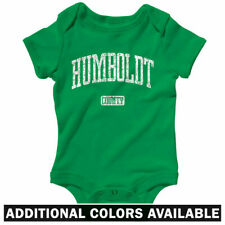 Humboldt County California One Piece - Baby Infant Creeper Romper NB-24M - Gift