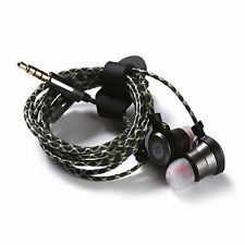 NEW Duals Station 3D T3 / T3 Pro Woofer Earbuds Bone Technology Coating Cable