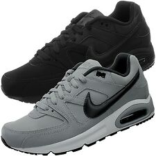 Nike Air Max Command Leather black or gray men's sneakers casual shoes NEW
