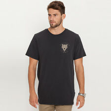 New DC Shoes Tiger Attack T-shirt in Black | Mens Mens Tees