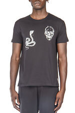 Alexander McQueen MCQ T-Shirt Sweatshirt -15% Man Blacks 435912QHZU20901-WHITE