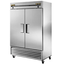 New True T-49DT Commercial Dual-Temperature Refrigerator and Freezer