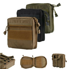 Utility Hiking Molle Tactical Medical First Aid Pouch Pocket Organizer Waist Bag