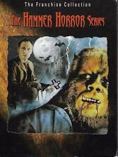 The Hammer Horror Series - The Franchise Collection (DVD, 2005)