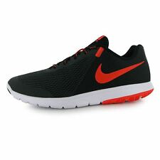 Nike Flex Experience 5 Running Shoes Mens Anthracite/Red Trainers Sneakers