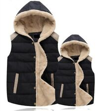 winter warm jacket Women vest fashion Down cotton Hooded Thick Outerwear Casual